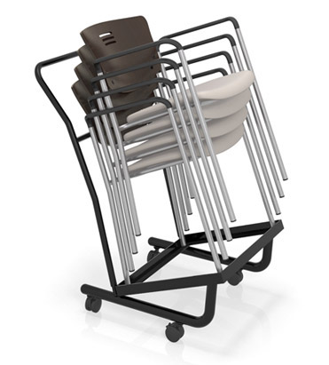 Bariatric Chair Stacking