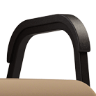 Bariatric Chair Poly Arm