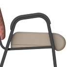 Bariatric Chair Rehab Seat Option