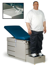 Bariatric Exam Table