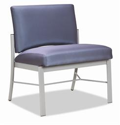 "Bariatric Chair - Low Back, Armless - 28"" Seat"