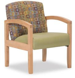 "Bariatric Chair - Low Back - 28"" Seat Width"