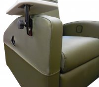 Bariatric Recliner Arm Rest Covers